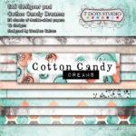 Cotton Candy Dreams - 6x6 designer pad