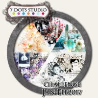 7 Dots Studio - January Challenge