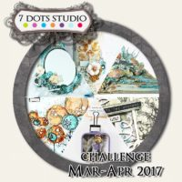 7 Dots Studio - March Challenge 2017