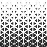 Dreamscapes - Triangles Stencil