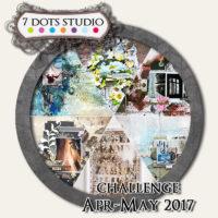 7 Dots Studio - Апрель 2017 Вызова
