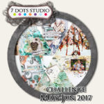 7 Dots Studio - May Challenge 2017